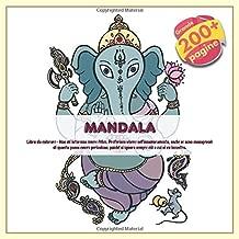 Libro da colorare Mandala - Non mi interessa essere felice. Preferisco vivere nell'innamoramento, anche se sono consapevole di quanto possa essere ... ciò a cui si va incontro. (Italian Edition)