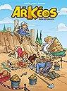 Les Arkéos, tome 1 : Plein les fouilles ! par ALKEO