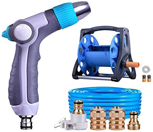 Wasserversorgungsanlagen Haushaltsschlauch Hochdruckdüse Saugpistole Autowäsche Düsenset,A
