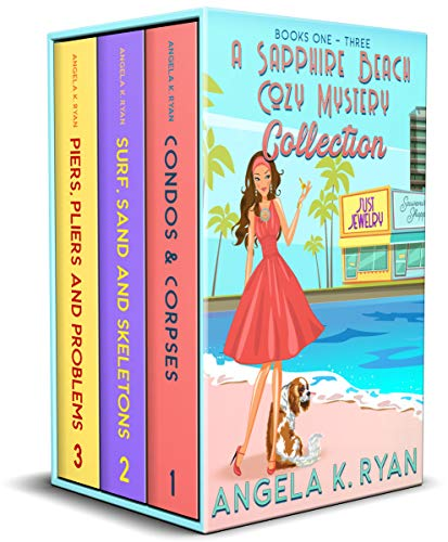 A Sapphire Beach Cozy Mystery Collection: Volume 1, Books 1-3 (Sapphire Beach Cozy Mysteries) (English Edition)