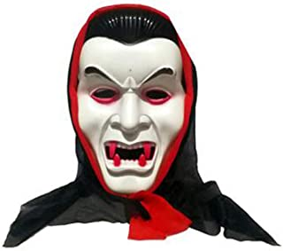 Halloween Horror Grimace Mask, Fancy Dress Party Performance Props, Horror Zombie Mask, Devil Mask