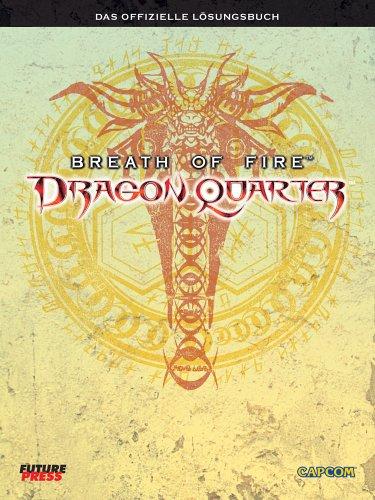 Breath of Fire - Dragon Quarter (Lösungsbuch)