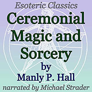 Ceremonial Magic and Sorcery audiobook cover art