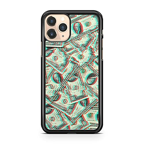 Funda para teléfono con diseño de billetes de dólar americano americano (modelo de teléfono: compatible con Samsung Galaxy J5 (2017)