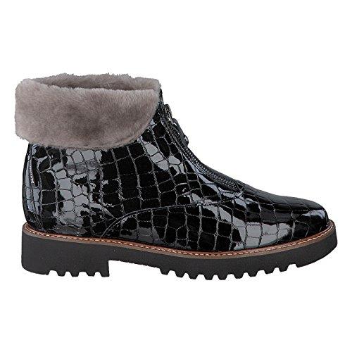 Mephisto - Boots Samia Noires - Noir - 41-7.5