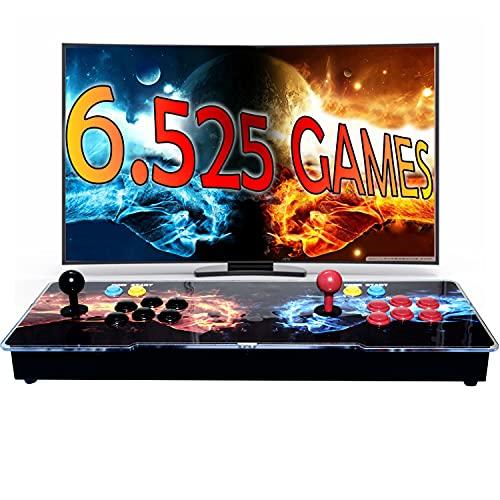 Unicview Pandora Box 3D, Retro Consola Maquina recreativa Arcade Video, Joystick Arcade,...
