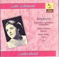 Schumann;Frauenliebe Und Le