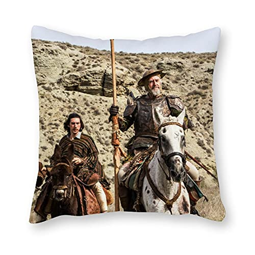 Cojín Silueta de Don Quijote