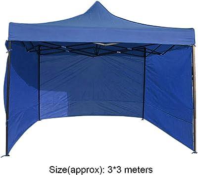 AKTIVE - Parasol Cuadrado Garden 3 x 3 Metros - Mástil de Aluminio 48 mm - Vainilla (ColorBaby 53875): Amazon.es: Jardín
