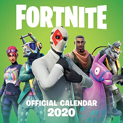 Price comparison product image FORTNITE (Official): 2020 Calendar