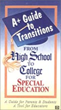 A+ Guide to Transitions from High School to College for Special Education. VHS