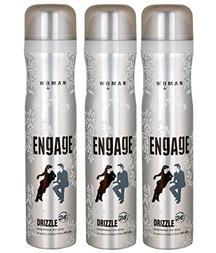 Engage Women Deo Drizzle (Pack of Three) By Dodo Store Alabama