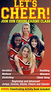 Let's Cheer [VHS]
