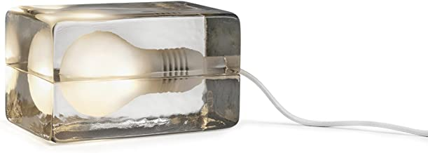 Harri Koskinen Large Block Lamp - White Cord