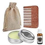 Crema Para Barba, Aceite De Barba Suave Y Suave, Beneficioso