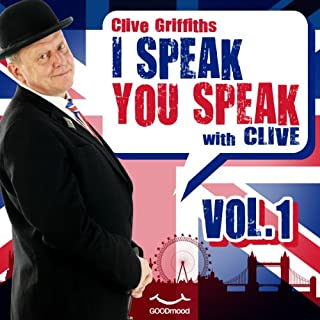 I speak you speak with Clive Vol. 1 copertina