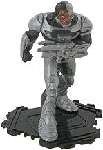 Figuras de la liga de la justicia – Figura Cyborg - 9 cm - DC comics - Justice league - liga de la justicia (Comansi Y99199)