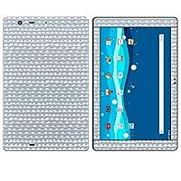 igsticker Qua tab PZ LGT32 全面スキンシール タブレット tablet LGエレクトロニクス シール ステッカー ケース 保護シール 背面 050683