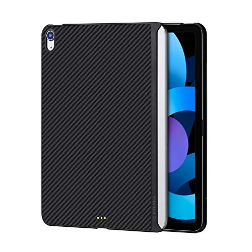 PITAKA Magnetic Case for iPad Air 4th Generation 2020 10.9 inch [MagEZ Case],Ultra Slim iPad Air...