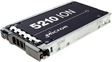 Micron 5210 Ion Enterprise SSD, 7.68TB 6Gb/s 2.5
