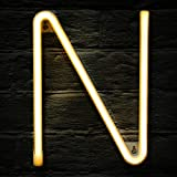 Letrero de Neón LED de Techo Luz LED de Neón de Símbolo Alfanumérico de Encender con Interruptor...