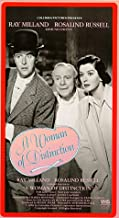 A Woman of Distinction [Alemania] [VHS]