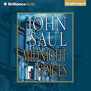 Midnight Voices audiobook cover art