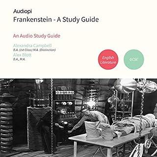 Frankenstein English Literature Study Guide cover art
