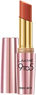 LAKMÉ 9 To 5 Matte Lip Color, Orchid Dust Mm11, 3.6 G