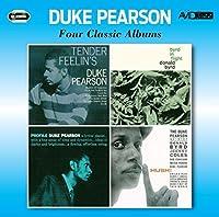 Four Classic Albums (Tender Feelin's / Byrd In Flight / Profile / Hush) by Duke Pearson