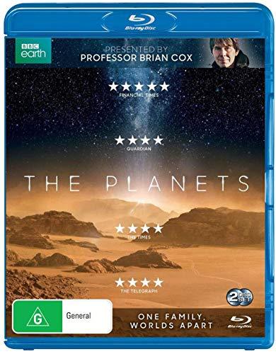 The Planets: Season 1 [Blu-ray]
