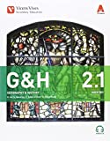 G&H 2 (2.1-2.2)+2CD'S (GEOGRAPHY/HISTORY) 3D CLASS: 000004 - 9788468238159...