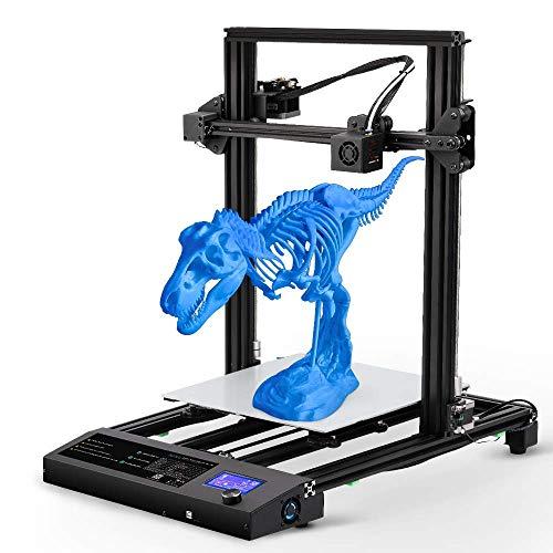 S8 Impresora 3D SUNLU, 310 x 310 x 400 mm, tamaño de impresión grande, modelo de eje doble, doble Z, DIY FDM, montaje rápido, cama...