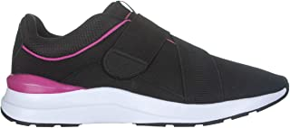Puma Adela X Running Shoes For Women - Puma Black-Fuchsia Purple, 38 EU