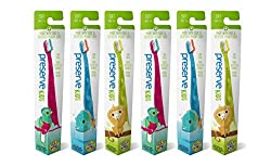 Eco-Friendly Kids Toothbrushes