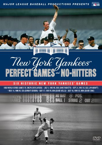 New York Yankees Perfect Games & No-Hitters [DVD] [Region 1] [US Import] [NTSC]