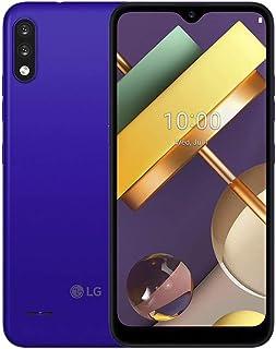 Smartphone Lg K22+ 64gb Dual Tela 6.2`` 4g Câmera 13mp+2mp - Azul