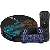 Best Android Streaming Boxes - Android TV Box 10.0 4GB 64GB Smart TV Box Review