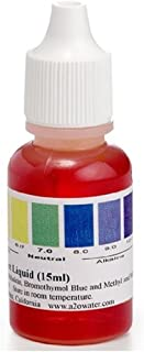 Think ALKALINEWater pH Test Liquid (100-125 Tests)