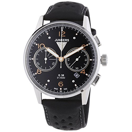 Junkers Herren-Armbanduhr