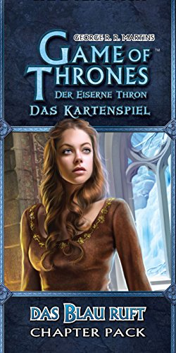 GoT Iron Game: The Throne LCG • the calls Wächter 6 / Blue