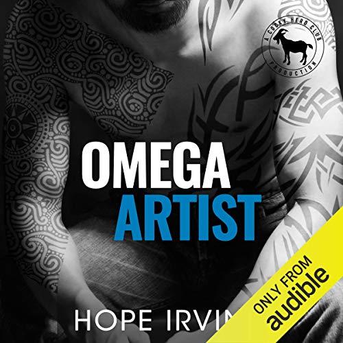 Omega Artist: A Hero Club Novel