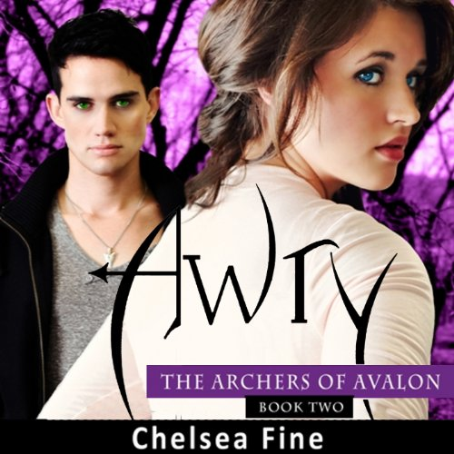 Awry audiobook cover art