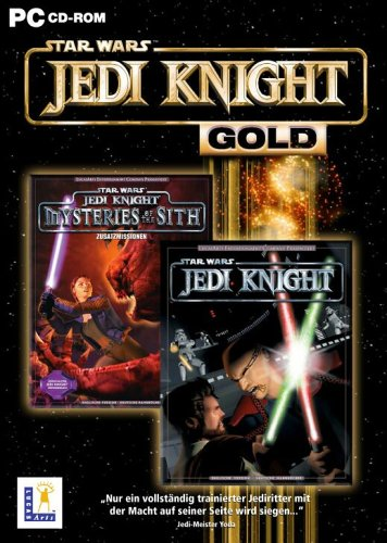 Jedi Knight - Star Wars Gold