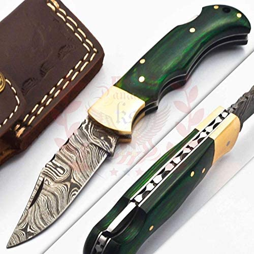 Custom Tucson Mall Hand At the price of surprise Made Forged Knife Damascus Steel Bowie Hunter