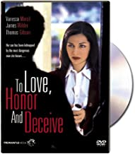 To Love Honor and Deceive