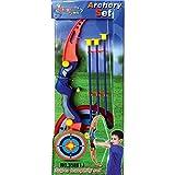 Rocco Giocattoli 20574571 - Set Arco e Frecce per Bambini