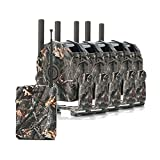 Bestguarder Wireless or Cordless Hunting and Security Alarm System with Sound/Vibration/LED Light...