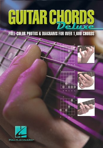 Guitar Chords Deluxe: Lehrmaterial für Gitarre