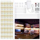 Best Under Cabinet Lights - 8 PCS Under Cabinet Lighting Kit, Stick on Review